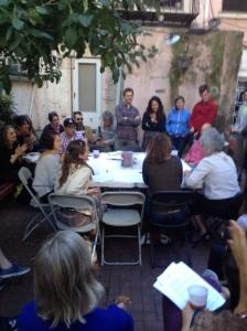 Long Table at General Meeting #4